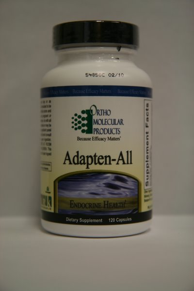 Adapten-All, Adrenal Support Supplement