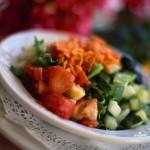 Salad Caribbean