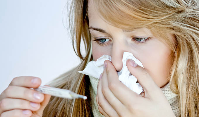 "13 Tips to Combat Colds and Flu the ""Natural"" Way"