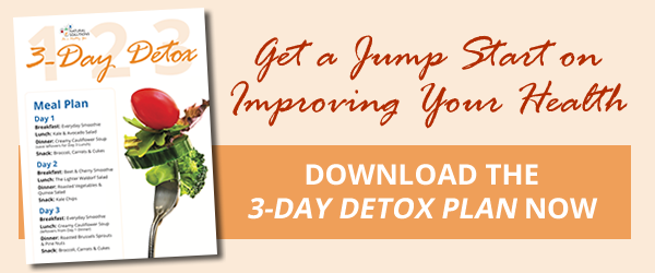 Download our 3-Day Detox Plan