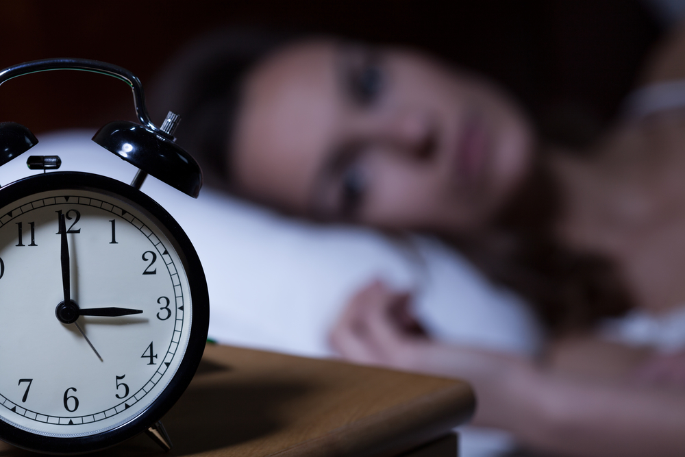Relieve Insomnia through Your Diet