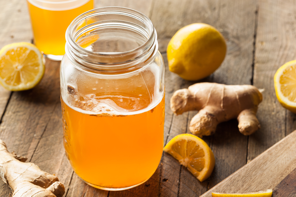 How to Make a Batch of Kombucha at Home