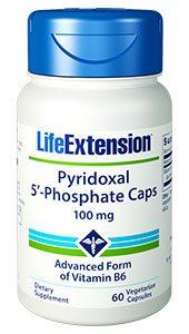 Pyridoxal 5′ — Phosphate Caps (B6)